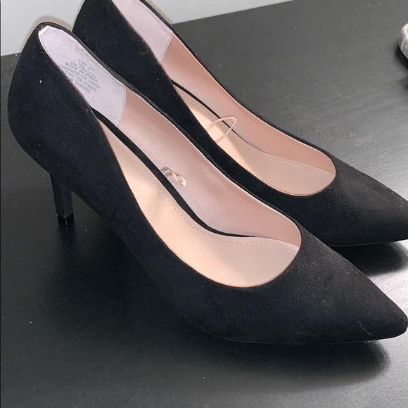 H\u0026M Shoes | Hm Black Heels | Poshmark